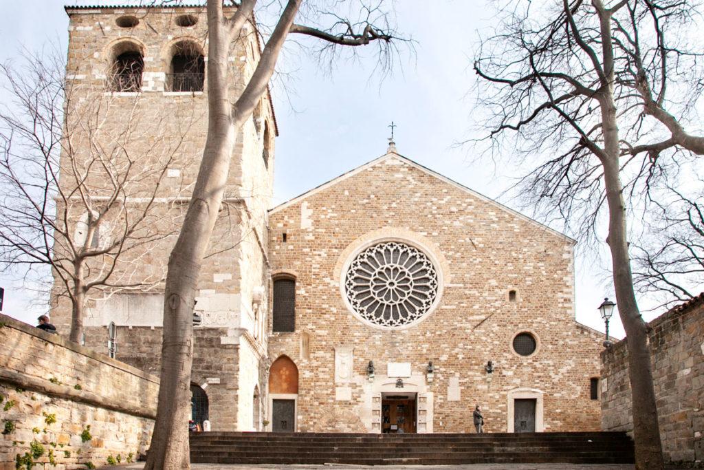 Duomo di Trieste - Cattedrale di San Giusto Martire