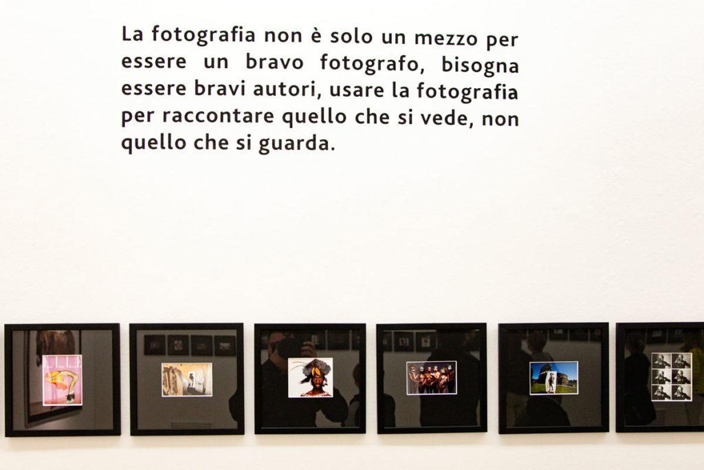 Fotografie storiche di Oliviero Toscani al Museo di Arte di Ravenna
