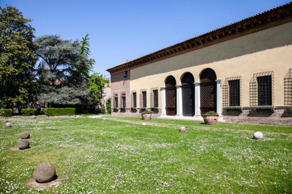 Giardino della Palazzina Marfisa d'Este - Ferrara