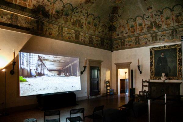 Graphic Video Where the Lost Things Are - Aqua Aura a Ferrara - Paesaggi Curvi