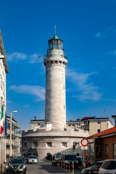 La Lanterna di Trieste - Il Faro Spento