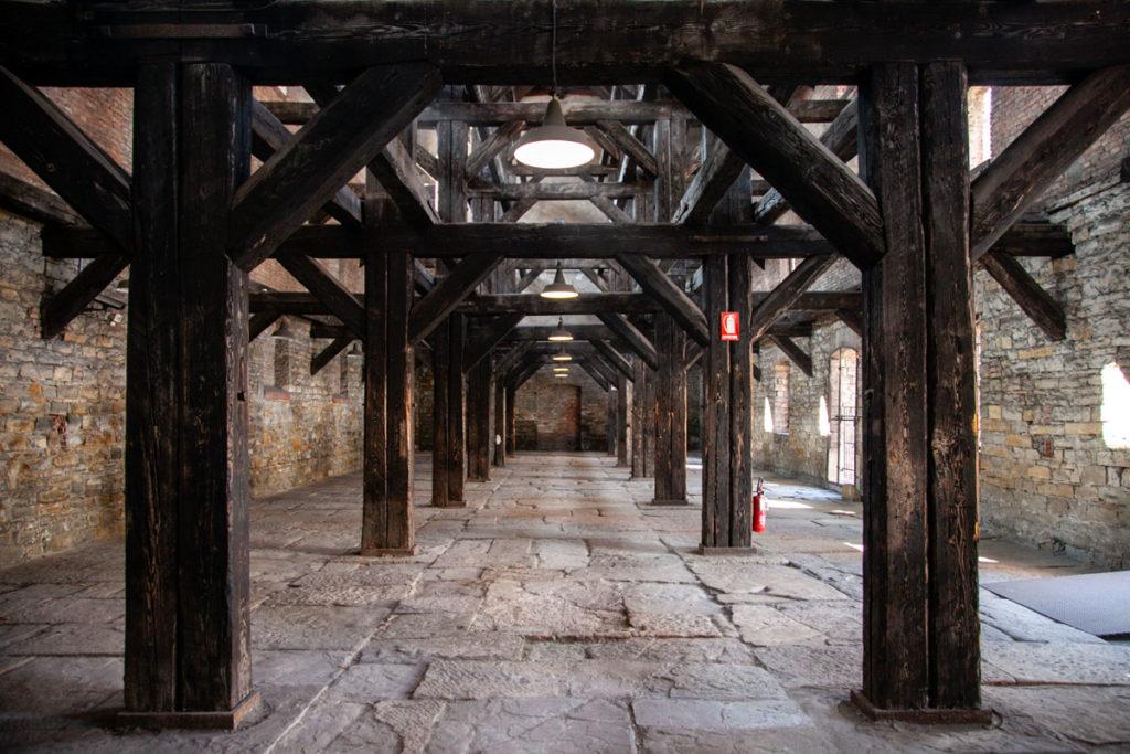 La Sala delle Croci della Risiera di San Sabba