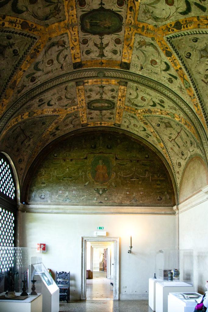 Loggetta dei Ritratti - Palazzina Marfisa d'Este - Ferrara