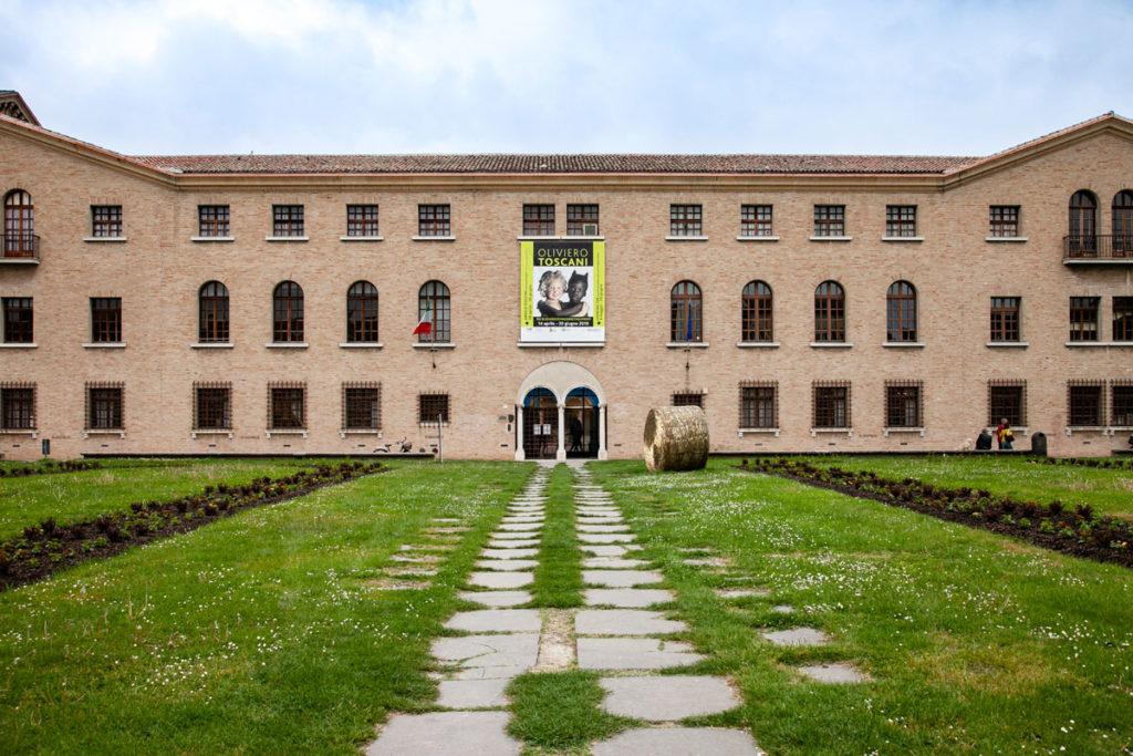 MAR di Ravenna - Loggetta Lombardesca del museo di arte di Ravenna