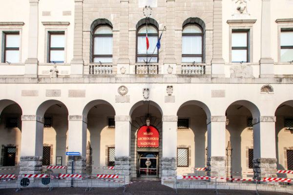 Museo Archeologico Nazionale nel Palazzo dei Provveditori Veneti
