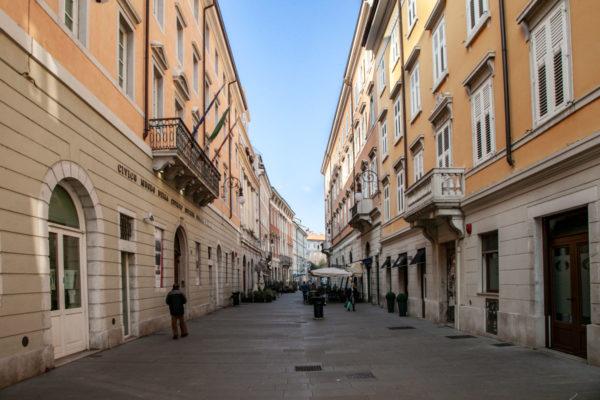Museo Civico della Civiltà Istriana, Fiumane e Dalmata - Via Torino a Trieste