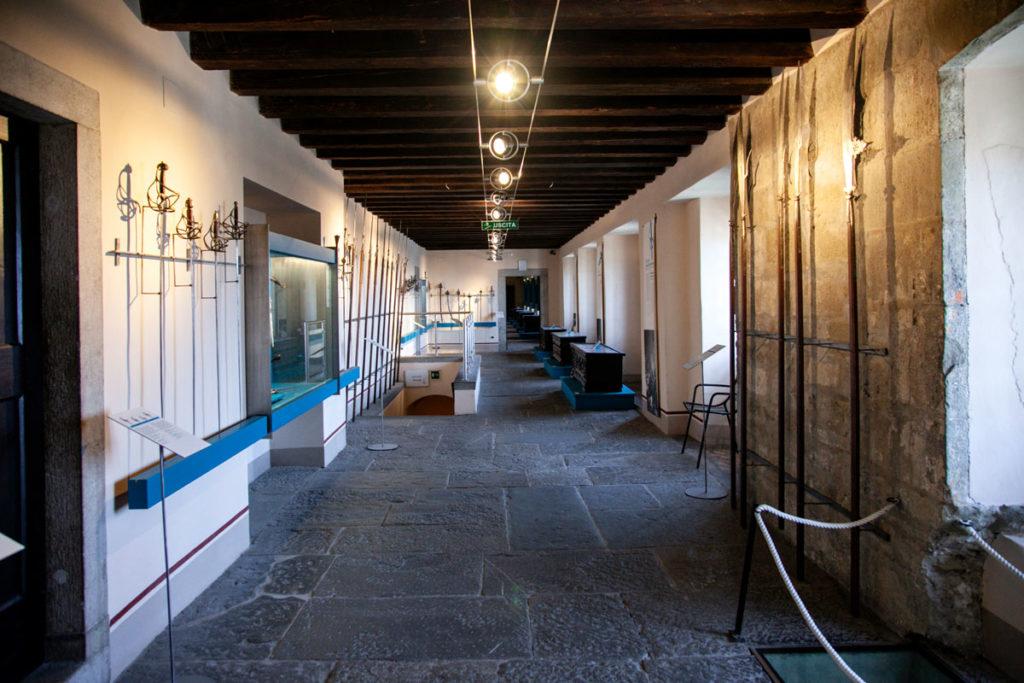 Museo dell'Armeria nel Civico Museo del Castello di San Giusto