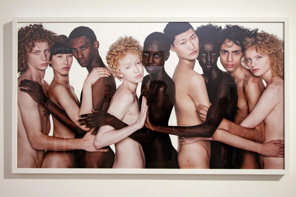 Oliviero Toscani - Fotografie contro il razzismo