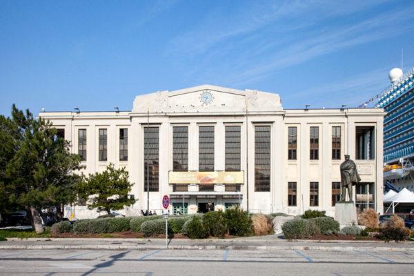 Palazzo dei Congressi della Stazione Marittima