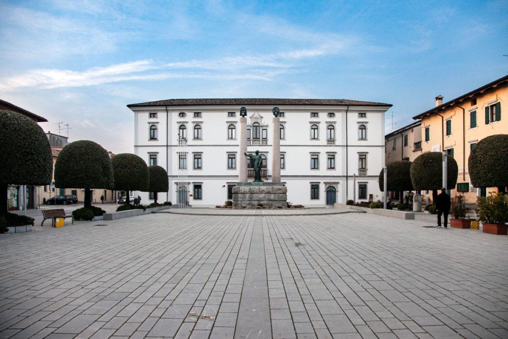 Piazza Foro Giulio Cesare - Cosa Vedere a Cividale del Friuli