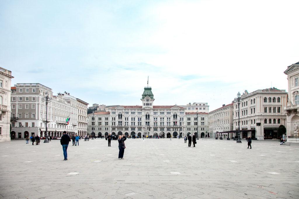 Piazza Unità d'Italia - Trieste