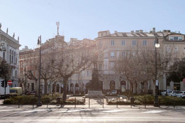 Piazza Venezia di Trieste