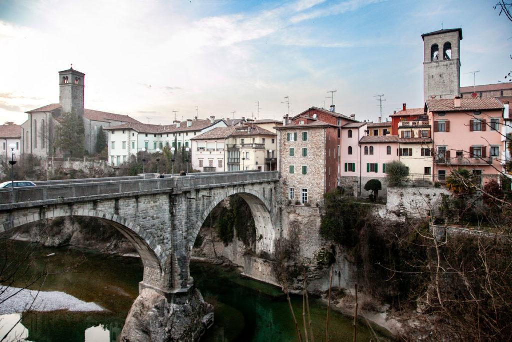 Ponte del Diavolo di Cividale del Friuli