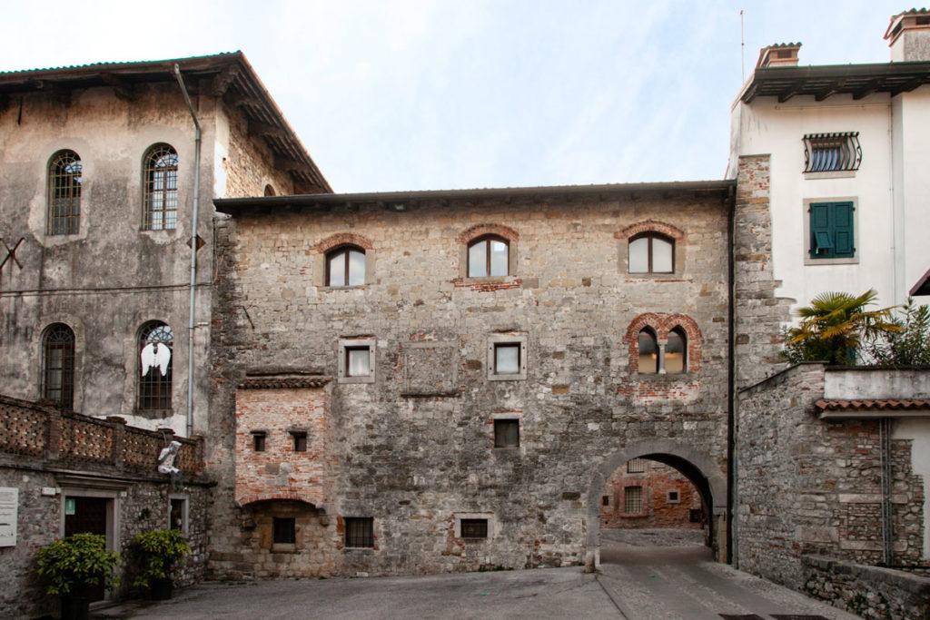 Porta ingresso al centro storico di Cividale