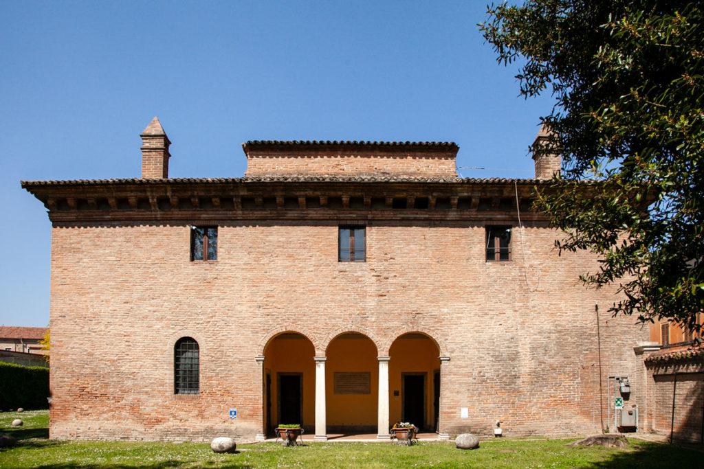 Porticato Palazzina Marfisa d'Este - Ferrara