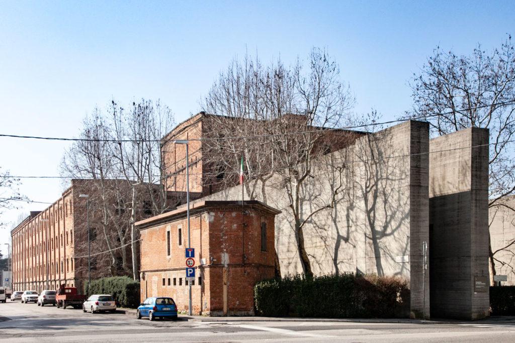 Risiera di San Sabba - Lager Nazista a Trieste - Esterni