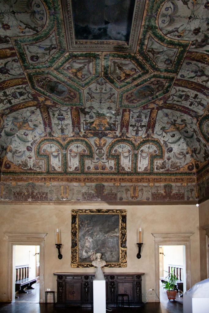Sala dei Banchetti - Palazzina Marfisa d'Este - Cosa vedere a Ferrara