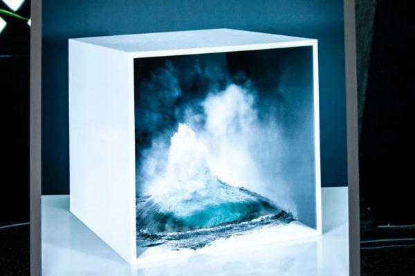 Scintillation - Lightbox di Aqua Aura