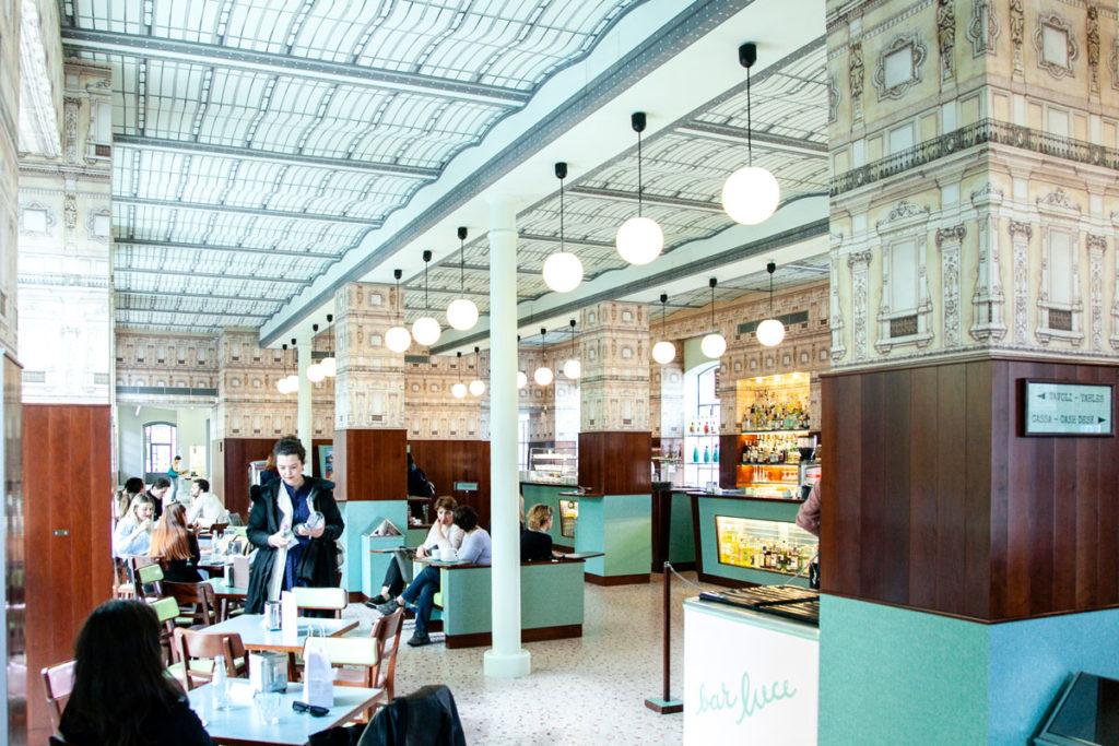 Bar Luce - il Bar di Fondazione Prada