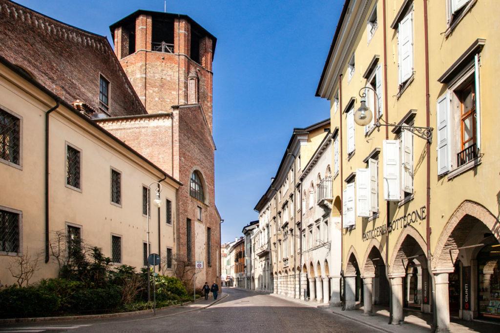 Campanile del Duomo e Bottegone di Udine
