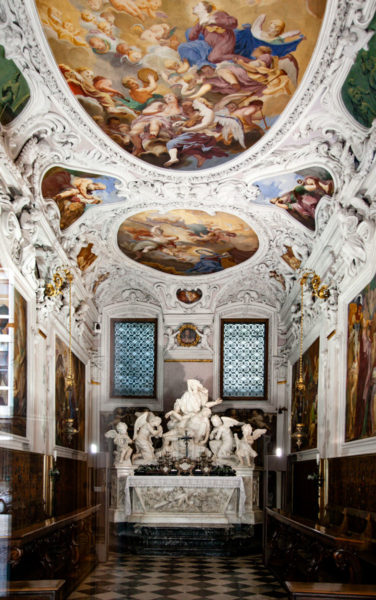 Cappella del Monte di Pietà a Udine