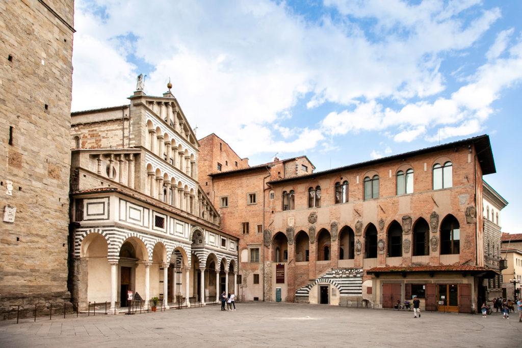 Cattedrale di San Zeno - Cosa Vedere a Pistoia