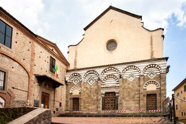 Chiesa di San Bartolomeo in Pantano - Pistoia