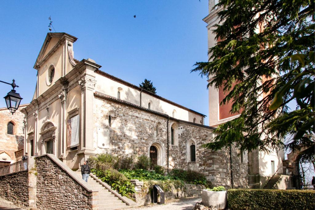 Chiesa di Santa Maria di Castello - più antica di tutta Udine