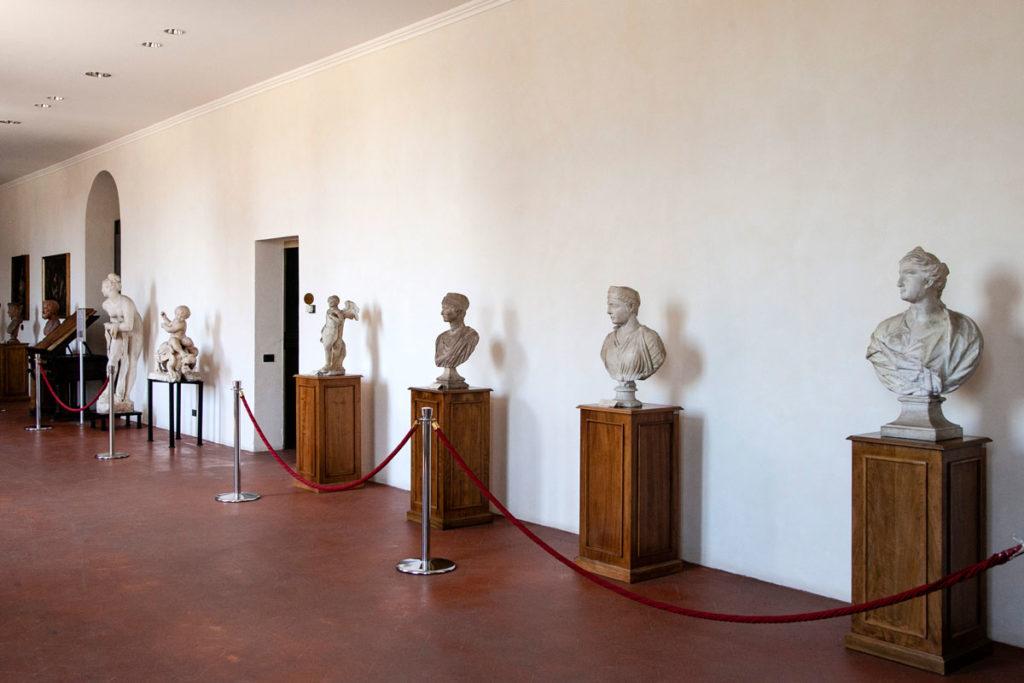 Corridoio delle Statue