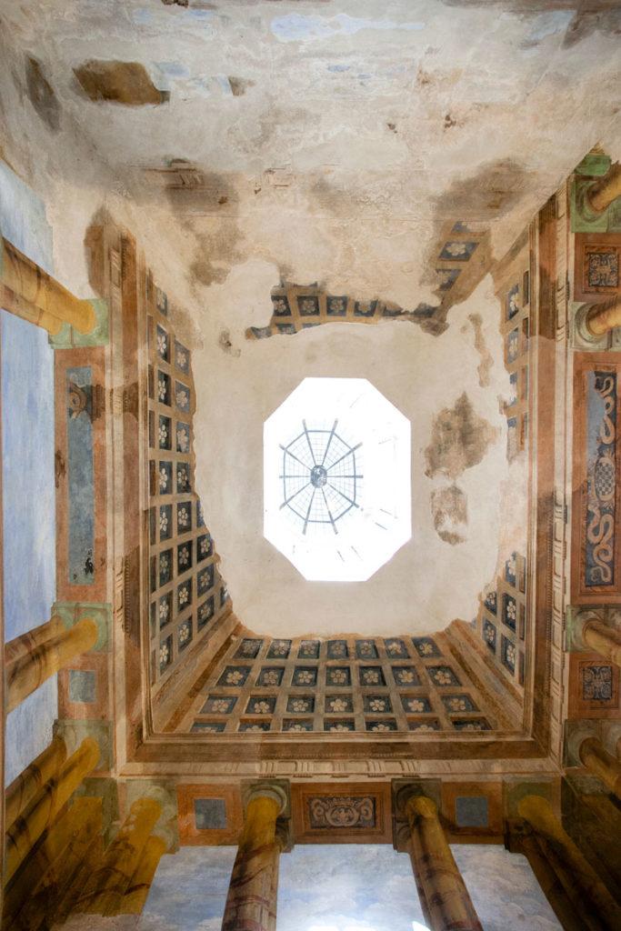 Cupola dell Atrio dei Quattro Venti - Ninfeo