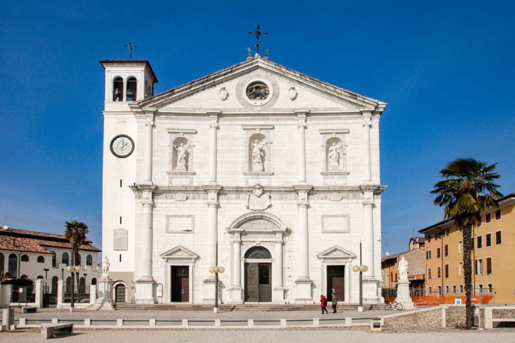 Duomo di Palmanova - Chiesa del Santissimo Redentore - Facciata