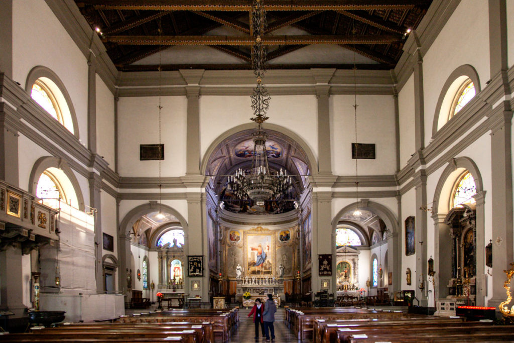 Duomo di Palmanova - Chiesa del Santissimo Redentore - Interni.JPG