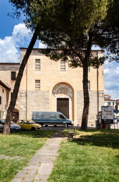 Ex chiesa di San Lorenzo - Pistoia
