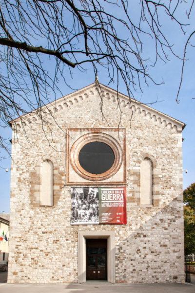 Facciata Chiesa di San Francesco di Udine