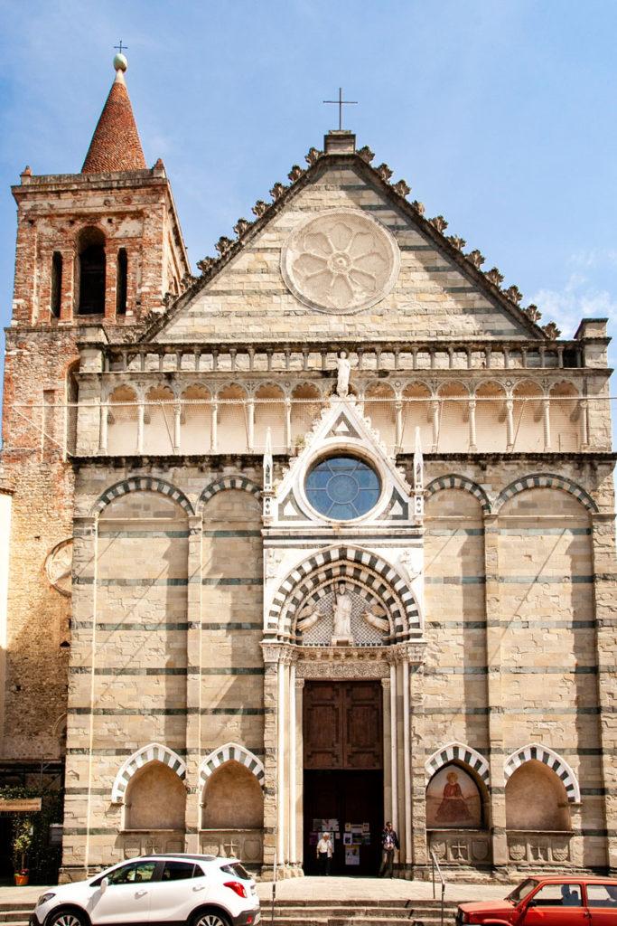 Facciata Chiesa di San Paolo - Pistoia
