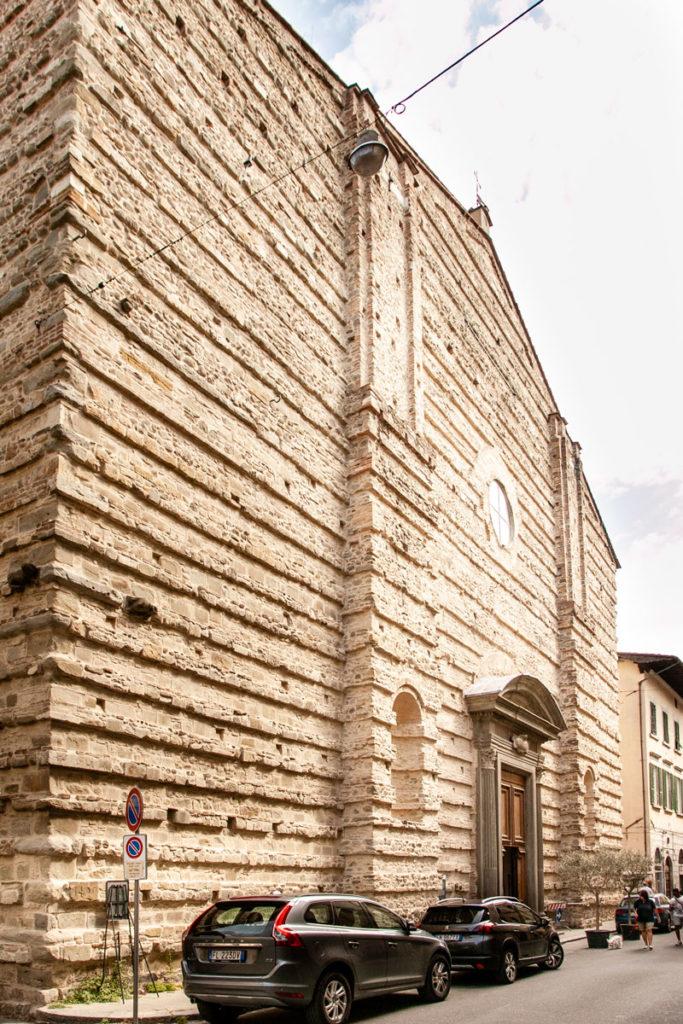 Facciata Esterna Santuario Basilica Madonna della Umiltà