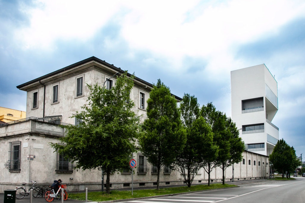 Fondazione Prada - Ex Distilleria e Torre