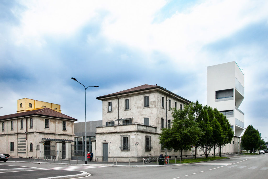 Fondazione Prada ex Distilleria