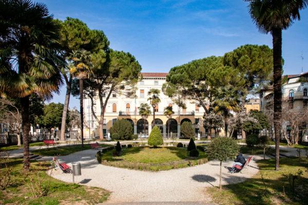 Giardini Giovanni Pascoli di Udine
