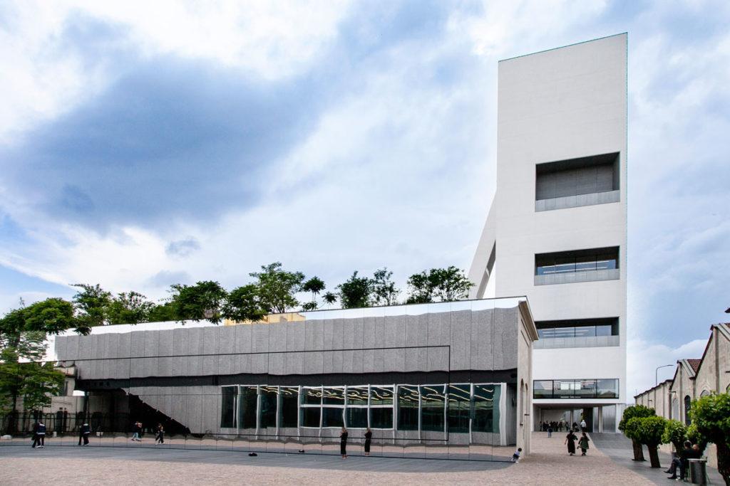 Il Cinema e la Torre di Fondazione Prada