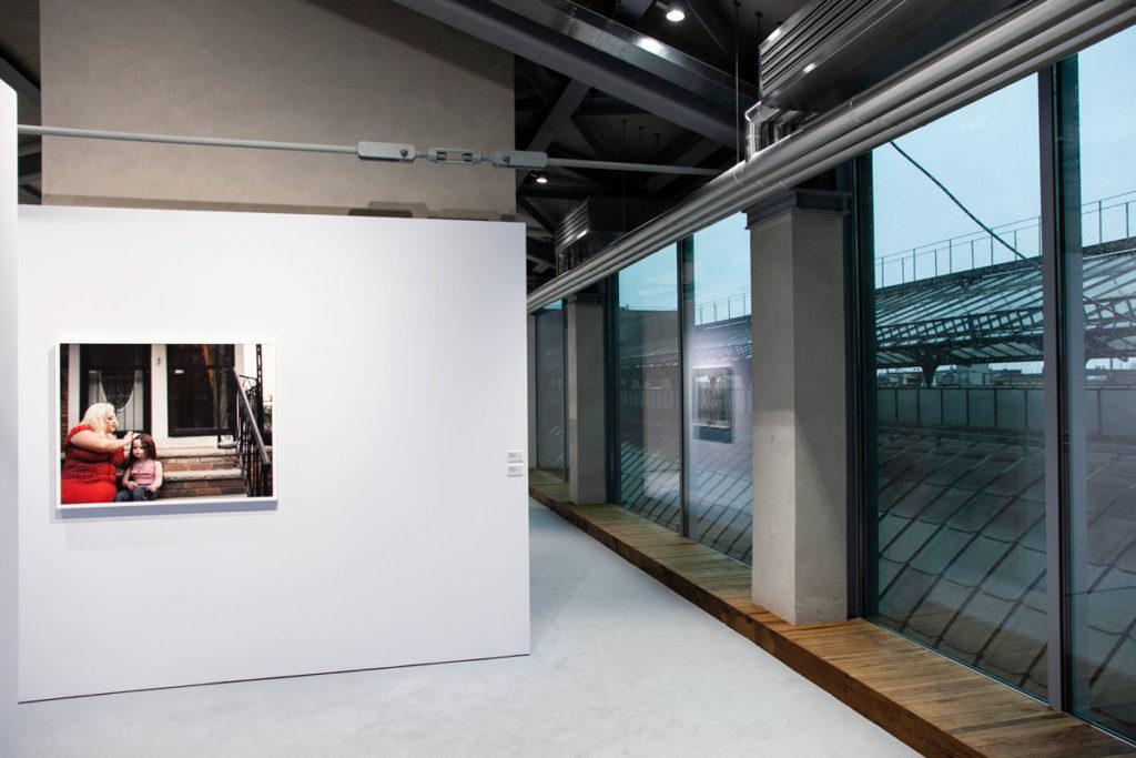 Impianti a Vista nel nuovo spazio dedicato alla fotografia