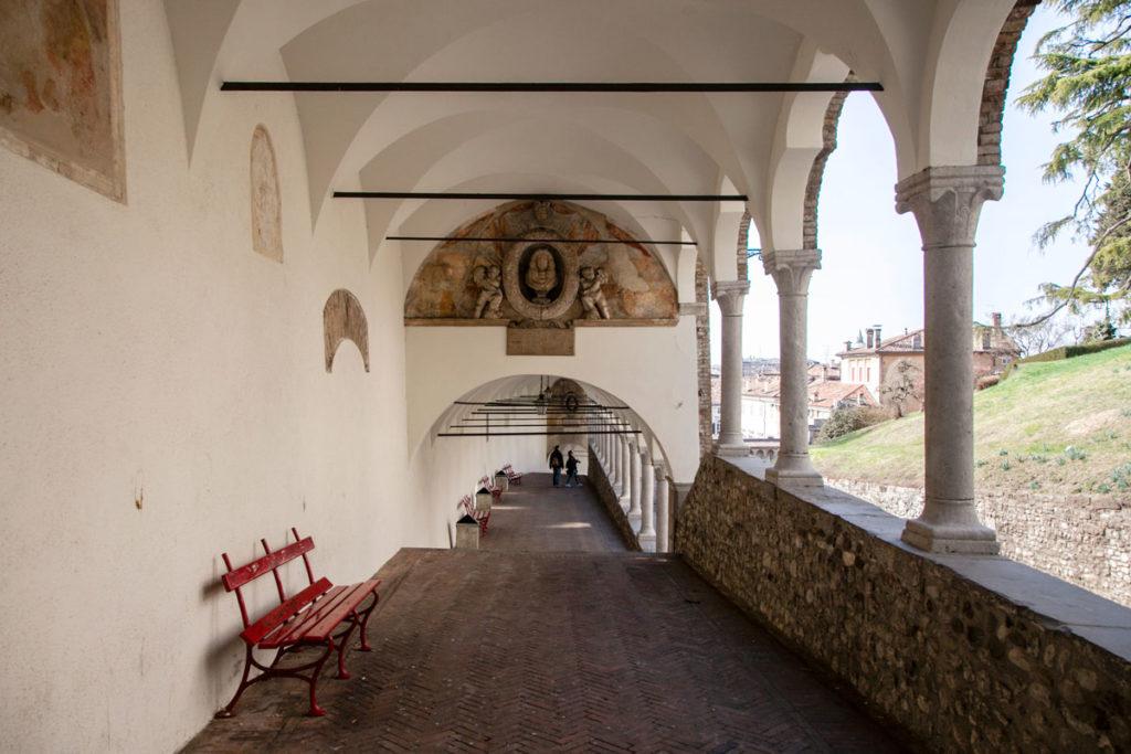 Interni del Porticato del Lippomano di Udine