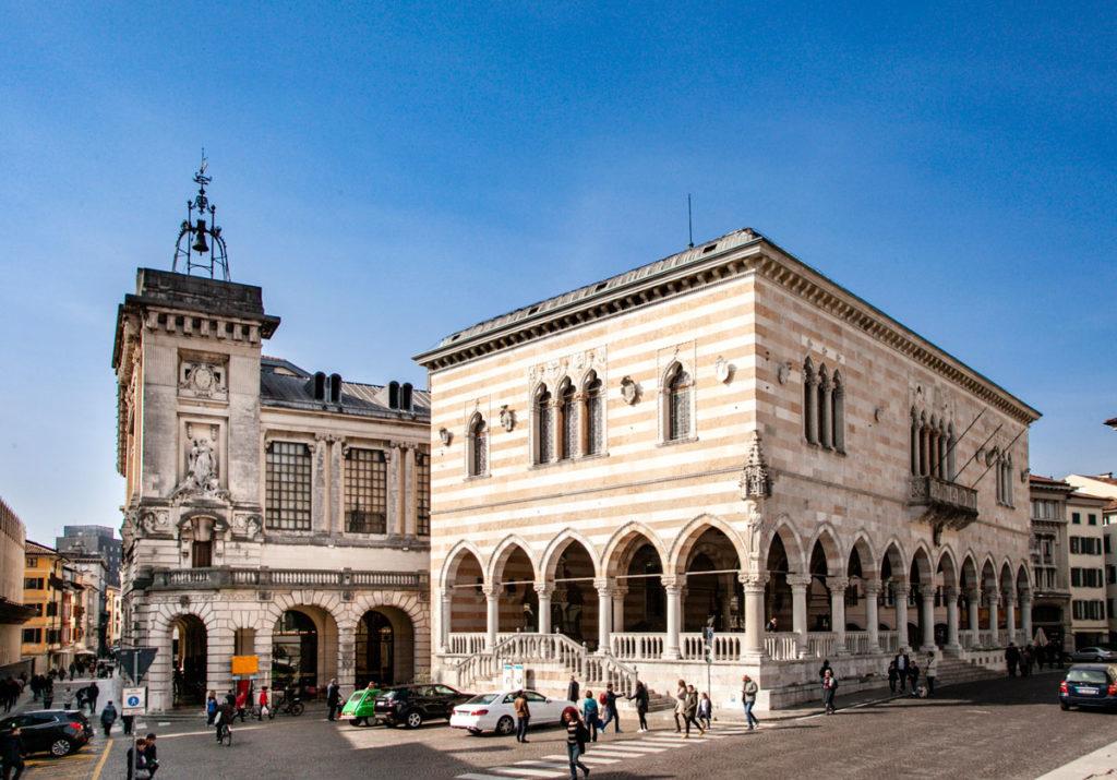 Loggia del Lionello - piazza della Libertà di Udine
