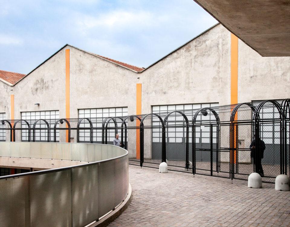 Mostra Whether Line a Fondazione Prada - Milano