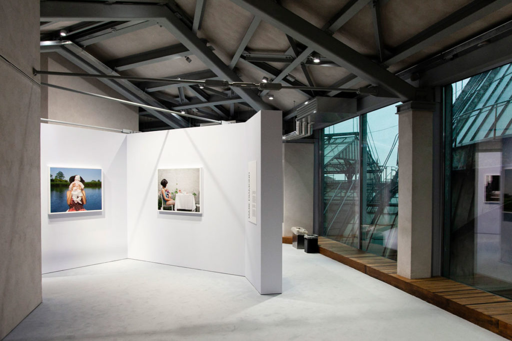 Mostre fotografiche curate da Miuccia Prada e Germano Celant