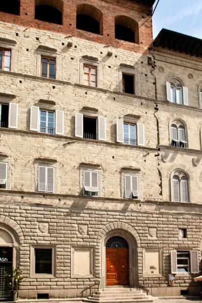 Palazzo Fioravanti - XIV secolo