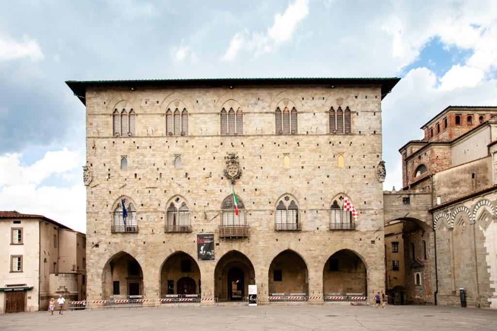 Palazzo degli Anziani - Palazzo del Comune di Pistoia
