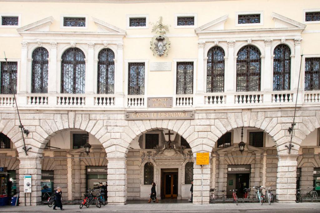 Palazzo del Monte di Pietà Udine