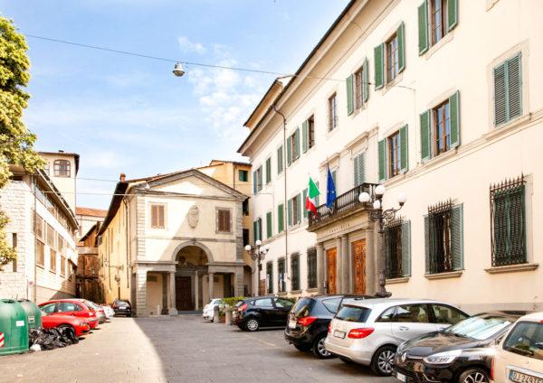Palazzo della Provincia - Vivarelli Colonna