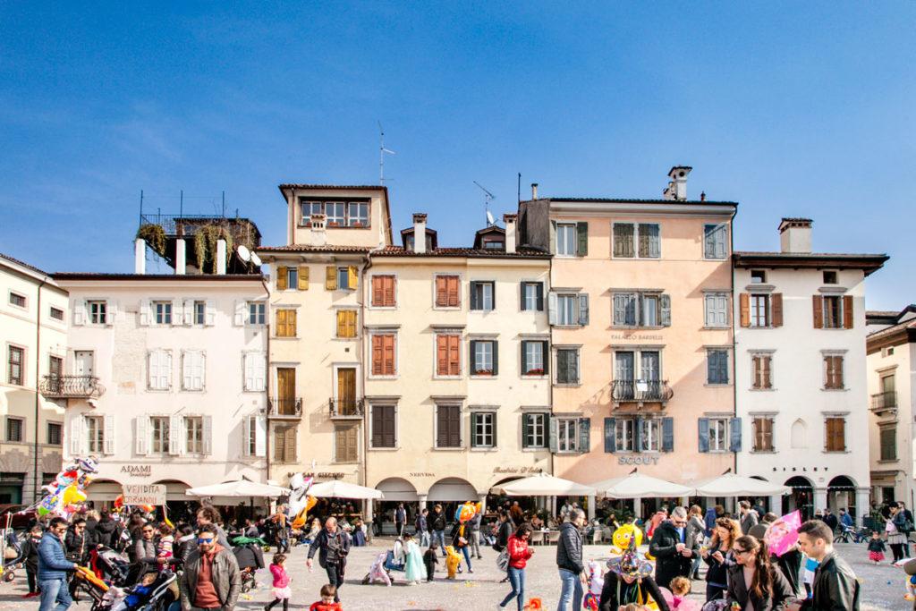 Piazza Matteotti - Udine
